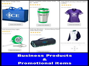 PROMOTIONAL PRODUCTION PORTAL
