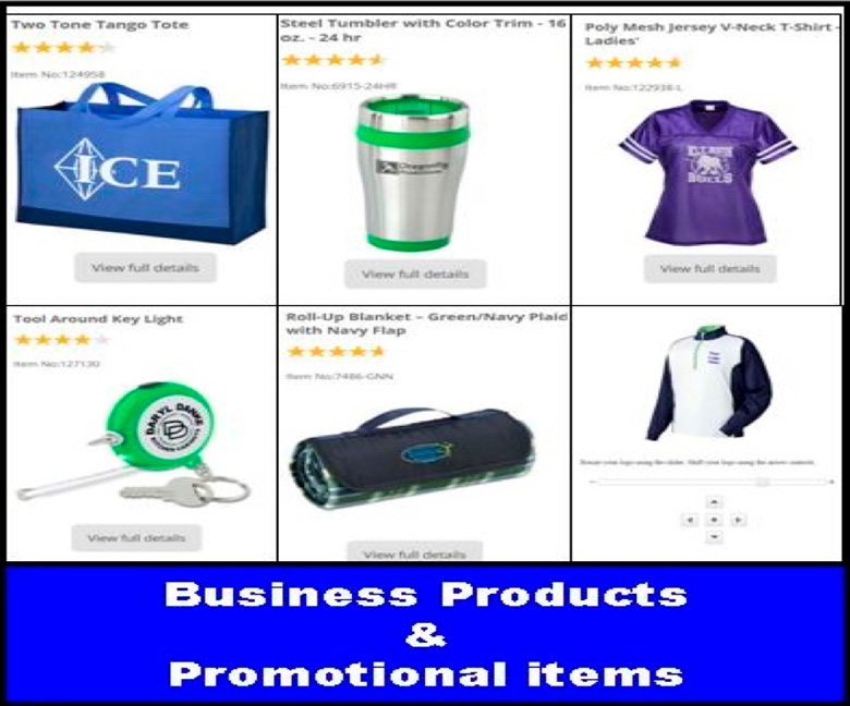 PROMOTIONAL PRODUCTION