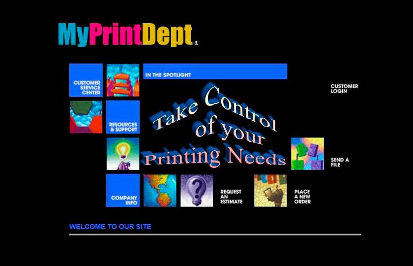 MY PRINT DEPARTMENT