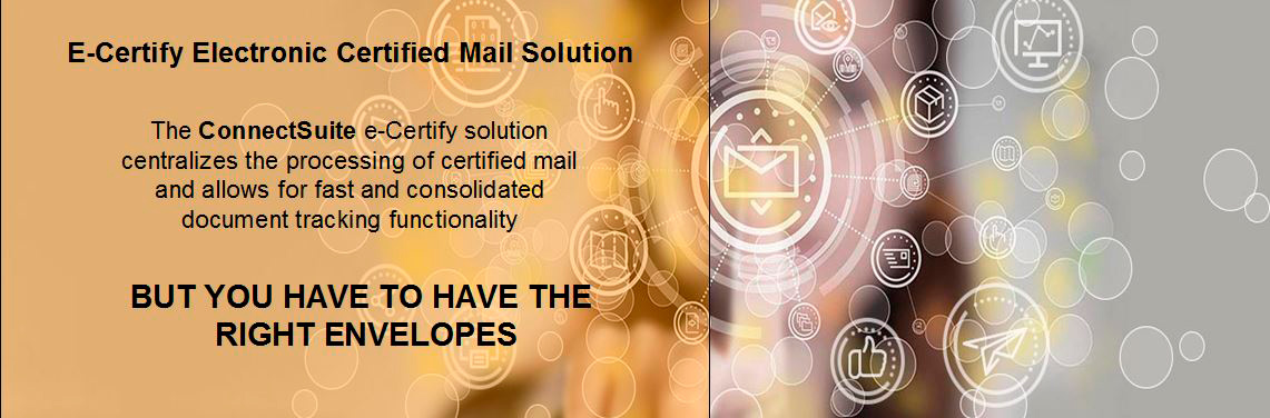 E-Certify Electronic Certified Mail Solution